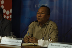 20140623-1 month later coup seminar-68 (Sora_Wong69) Tags: portrait thailand bangkok seminar lawyer abuse politic coupdetat detention ngos humanright martiallaw nhrc icj fcct
