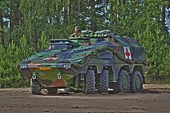 BOXER Ambulance NL ( HDR) (Combat-Camera-Europe) Tags: canon army nederland ambulance boxer hdr armee niederlande artec landmacht rheinmetall kmweg