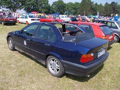 Bmw E36 Tc4 Cabriolet Baur 1993 A Photo On Flickriver