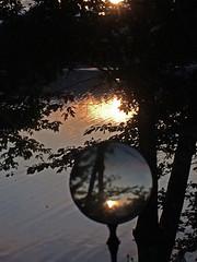IMG_6955 (Marshen) Tags: sunrise magnifyingglass cayugalake