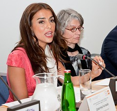 UNFPA Goodwill Ambassador Catarina Furtado
