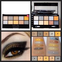 วิ้งๆว้าวๆ กับสีทองกันบ้าง Make Up Academy เมคอัพแบรนด์จากอังกฤษ - รุ่นGoing for Gold / 10 สี - โทนสีเข้ม สดใส เม็ดสีแน่นมาก สีใกล้เคียงกันกับ pigment ของ MAC แต่ราคาย่อมเยาว์กว่า @wclosets @lipslover.nett #wclosets #lipslover #สีติดทนนาน #สินค้าพร้อมส่งค