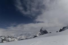 (*SΛM) Tags: winter mountains switzerland tour outdoor zermatt matterhorn wallis valais skitour cervin arolla