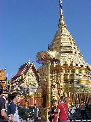 Doi Suthep Temple @ Chiang Mai Thailand 2003_11
