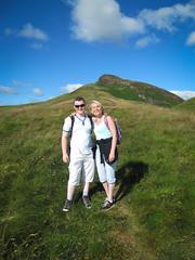 Conic Hill (honz121) Tags: summer mountains sunshine scotland hiking connor sunny helen hillwalking conichill