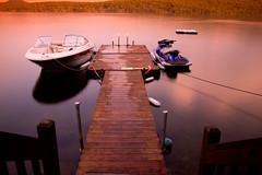 DSC_0318 (Liam Moya) Tags: sunset lake newyork boat dock adirondacks filter adirondack adk cokin