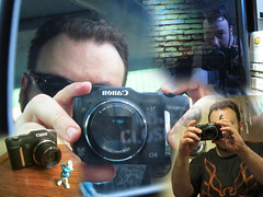 R.I.P. My Canon SX160 IS (Toyz in the attic) Tags: camera me collage tribute smurfs grouchy canonsx160is