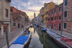 Venice Canal in Dorsoduro