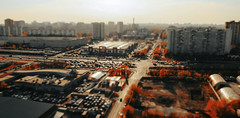 DSC_0167 (Shroedinbug) Tags: city d70 moscow tiltshift