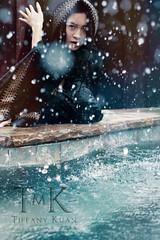 Etherealki (tiffmkuan) Tags: sea portrait woman water pool female self wave medieval spell splash kefta conjure