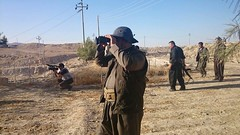 Peshmerge   (Kurdistan Photo ) Tags: world is al qaeda we professional more than terrorists fighting isis        behalf   peshmerge              hermakurdistan peshmergekan peshmergen
