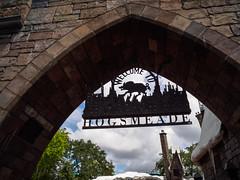 { Welcome to Hogsmeade } (Web-Betty) Tags: orlando florida amusementpark hogsmeade universalislandsofadventure thewizardingworldofharrypotter