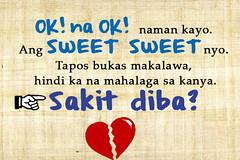 Sad Love Quotes Tagalog (TagaloqQuotes) Tags: sad bitter depressing givingup