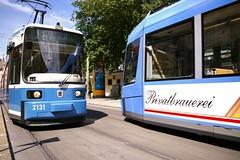 "Die Tram. Die Straßenbahn. • <a style=""font-size:0.8em;"" href=""http://www.flickr.com/photos/42554185@N00/14738216924/"" target=""_blank"">View on Flickr</a>"