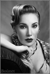 DSC00806s (pretorrien) Tags: white black beauty canon vintage hair studio paul model glamour long shoot dish c sony einstein hollywood blonde buff f2 strobe randi 135mm fd a7r