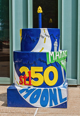 Emmis Communications cake (Mike Matney Photography) Tags: canon midwest stlouis july birthdaycake missouri stl 2014 eos7d stl250