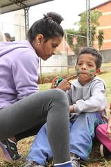 Colônia de Férias (fundaçãojulita) Tags: verde centro diversão esporte fundação jogos monitores espaço brincadeiras programa julita leitura jovens ipêamarelo