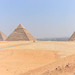 Pyramids of Cheops- Chephren and Mykerinus (Giza)