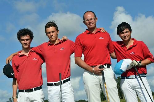 Golf Trophy 16