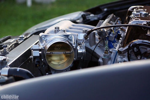 K-Tuned 80mm throttle body - a photo on Flickriver