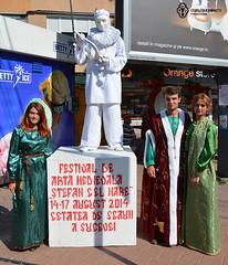 12 August 2014 » Festivalul de Artă Medievală Ștefan cel Mare