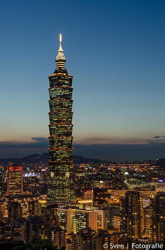 Taipei Tower 101