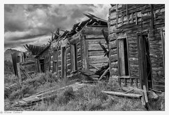 Comet, Mt. (Elainе) Tags: old abandoned montana ghosttown weathered comet