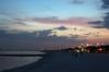 BiloxiNOLA_030_20140831_printFullSize (ZannWalker) Tags: light sunset cloud lighthouse beach gulfofmexico mississippi paintshop evening nikon biloxi topaz 2485mm denoise d700