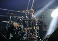 Public Service Broadcasting Drummer