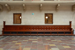 HBM Happy Bench Monday! (Omunene) Tags: copenhagen bench denmark cityhall danmark kbenhavn benchmonday