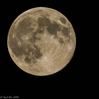 Super Moon 10-August-2014