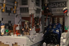 METRO 2033 (Fianat) Tags: life city brick station last underground town us post lego metro russia moscow society apocalyptic moc 2033 postapocalyptic reconstructing