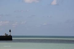 Mers-les-Bains (jeroen.kers) Tags: sea lighthouse canon zee phare vuurtoren d60 zeezicht seasight canonnl
