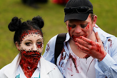 20140816-009-Hobart zombie march 2014.jpg (Roger T Wong) Tags: city people dead march costume blood cosplay zombie crowd makeup australia gore tasmania hobart batterypoint princespark canonef70200mmf4lisusm canon70200f4lis canoneos6d rogertwong