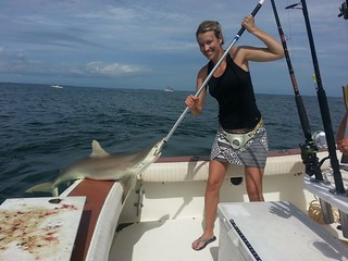 shark fishing Amelia Island