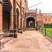 THE LANYON BUILDING AT QUEENS UNIVERSITY IN BELFAST Ref-778