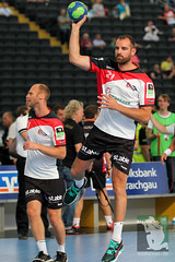"Tag des Handballs Team Buschi vs. Team Kretzsche 06.09.2014 004.jpg • <a style=""font-size:0.8em;"" href=""http://www.flickr.com/photos/64442770@N03/14982850640/"" target=""_blank"">View on Flickr</a>"