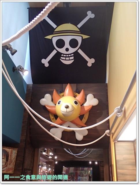 日本東京台場美食海賊王航海王baratie香吉士海上餐廳image042