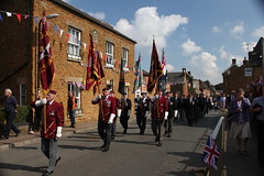 Somerby Arnhem Memorial Weekend (Tranquility Rose) Tags: arnhem parade somerby paras operationmarketgarden 10thbattalionparachuteregiment
