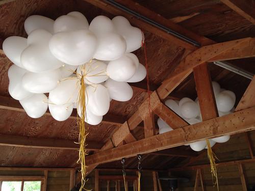 Heliumballonnen Hartballonnen Wit