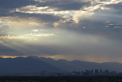 Las Vegas  Nevada (lotos_leo) Tags: travel blue lasvegas nevada zen  crossamerica  crossamerica2014