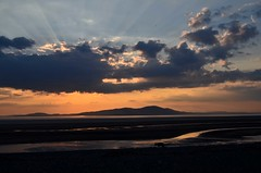 Goodnight (jaygamal) Tags: sunset seascape clouds cumbria solway criffel beckfoot
