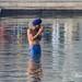 Amritsar, India - Praying @