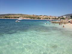 ksamil (jonid.nelomataj) Tags: beach albania saranda plazhi ksamil