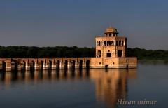 Hiran minar Pakistan (saleem shahid) Tags: