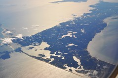 """Flying over the """"elbow"""" part of Cape Cod (sfPhotocraft) Tags: capecod massachusetts elbow cape 2014"""