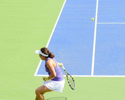 Irina Falconi - US Open (Tennis) - Qualifying Rounds - Irina Falconi