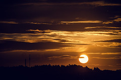 Thank you, Denmark (Melissa Maples) Tags: morning sun silhouette clouds sunrise denmark dawn nikon europe nikkor vr afs  18200mm f3556g  18200mmf3556g d5100 storelyngby