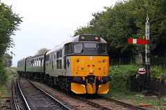Stratford (Treflyn) Tags: heritage apple diesel railway loco hampshire class line locomotive 311 preserved 31 toffee gala ped watercress preservation ropley goyle midhants 31271 stratford18402001
