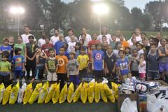 Korean American Soccer Camp helps needy communities (USAG Yongsan) Tags: soldier army unitedstates military families korea seoul ready dod resilient garrison yongsan defend civilians usfk katusa usag eightharmy imcom
